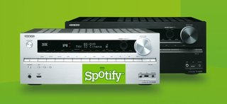Spotify and Onkyo team up for high quality audio assault