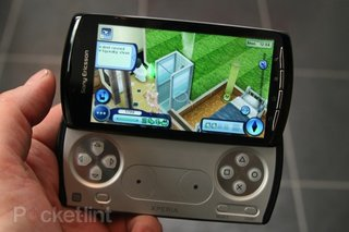 Orange delivering Sony Ericsson Xperia Play on time