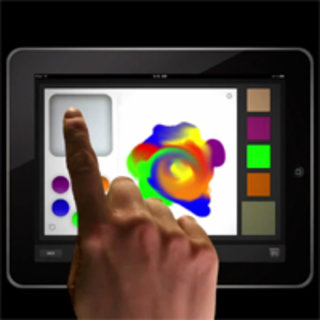 VIDEO: Adobe Photoshop Color Mixing for iPad app concept