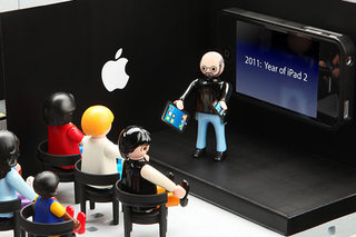 ThinkGeek's Playmobil Apple Store to go on sale for real?