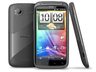 HTC Sensation - facts and rumours