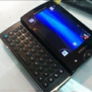 Gingerbread touting Sony Ericsson Xperia X10 mini pro leaked....again