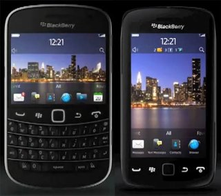 BlackBerry Bold Touch 9930 and Touch 9850 videos show up on YouTube, get yanked