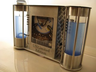 Wii gets water-cooling mod, owner forgets console doesn't need one
