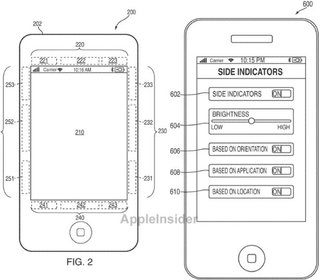 Apple patent shows 'magical' bezel of the future