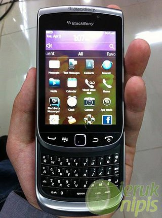 BlackBerry Bold Torch, Torch 2, Orlando and others leak out