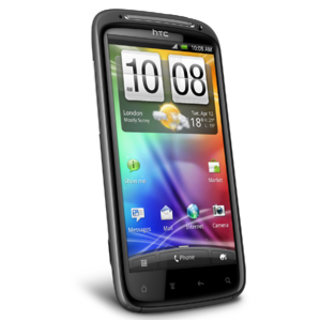 HTC Sensation: the Sense 3.0 superphone