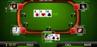 APP OF THE DAY - Live Holdem Poker Pro