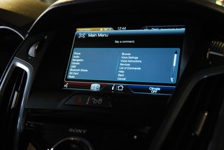 ford sync with myford touch hands on image 9