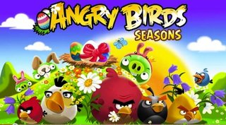 Easter coming to Angry Birds Seasons