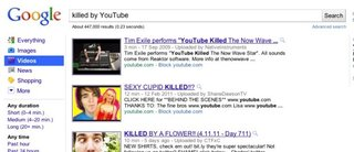 YouTube finally kills Google Video