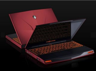 Alienware M18x and M14x official - gamers rejoice!