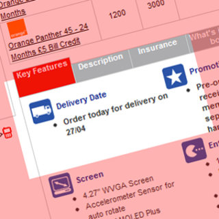 Phones 4u lists Samsung Galaxy S II delivery as 27 April