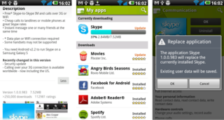 Skype patches Android security hole