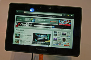 BlackBerry Playbook launch day sales 50,000 strong
