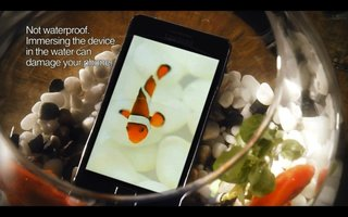 Samsung Galaxy S II advert says your kids will want to throw it in a fish bowl (Video)