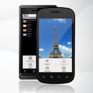 Wuala takes on Dropbox with Android app launch