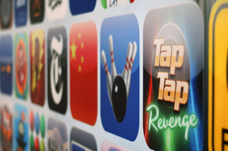 Apple dominate app market worth $3.8 billion