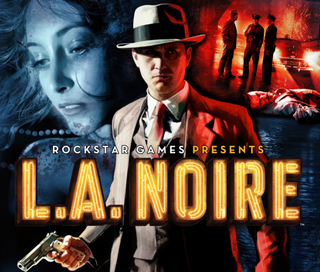 L.A. Noire - so big it takes three discs