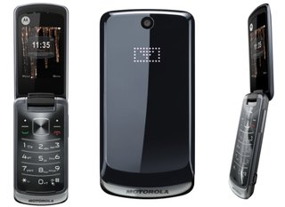 Motorola Gleam takes us back to 2004
