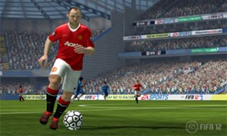 FIFA 12 for 3DS adds 3D street football