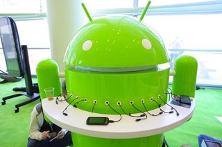 Google Android by the numbers