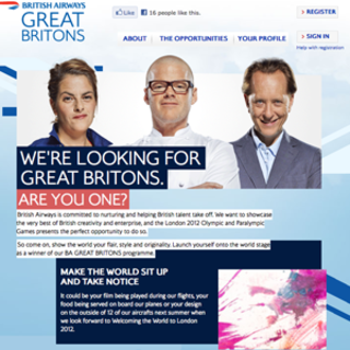 WEBSITE OF THE DAY - Great Britons