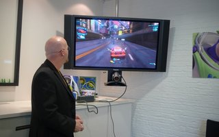 Cars 2: The Video Game hands-on