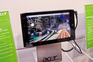 Acer Iconia Tab A100 7-inch Honeycomb tablet delayed until late 2011