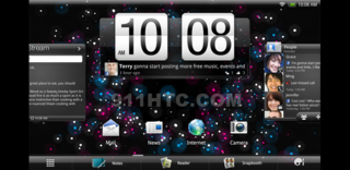 HTC Puccini: More details for the 10-inch tablet
