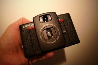 Lomography LC-Wide hands-on