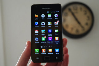 Samsung Galaxy S II now available from Vodafone
