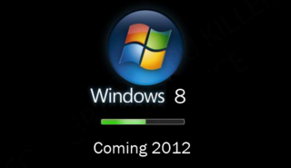 Windows 8 coming for slates, tablets, PCs in 2012
