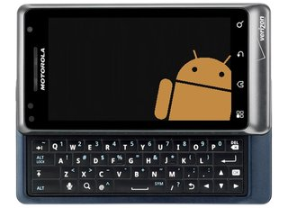 Gingerbread incoming for Motorola Droid X, Droid Pro and Droid 2