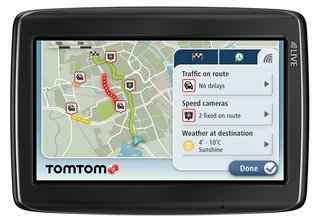 TomTom refresh continues with the Go Live 800 series