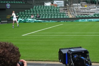 BBC could serve up a 3D Wimbledon final