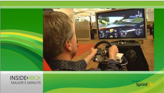 VIDEO: Forza Motorsport 4 demo with Kinect head tracking