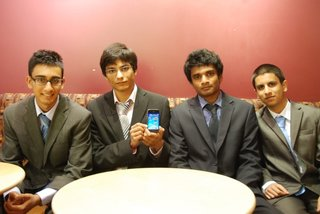 Paraslinger: the iPhone app made by schoolboys and given to charity