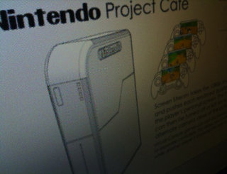 Nintendo Beem: The live name for Project Cafe?