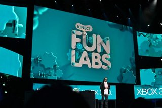 Kinect Fun Labs brings the dev world to your living room