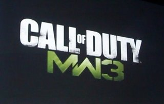VIDEO: Microsoft shows off Call of Duty Modern Warfare 3 submarine level