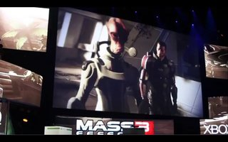 VIDEO: Mass Effect 3 gets Kinect support, demoed