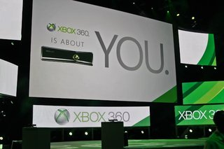 Xbox gets the Cloud too