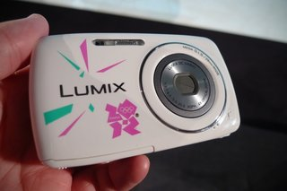 Panasonic 2012 Olympics cameras and camcorders hands-on