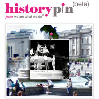 WEBSITE OF THE DAY – History Pin