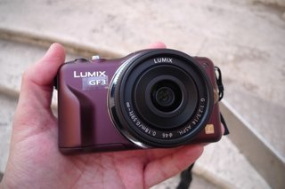 Panasonic unveils LUMIX GF3 camera