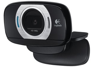 HD webcam fun with the Logitech C615