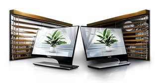 Samsung Series 9 3D monitors add Smart Hub access