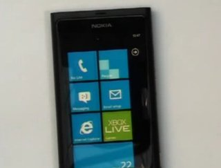 "Nokia Windows Phone 7 ""Sea Ray"" gets not so secret showing"