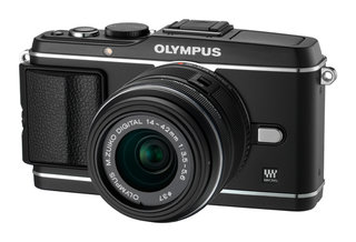 Olympus unleashes trio of interchangeable lens cameras - PEN E-P3, E-PL3 and E-PM1